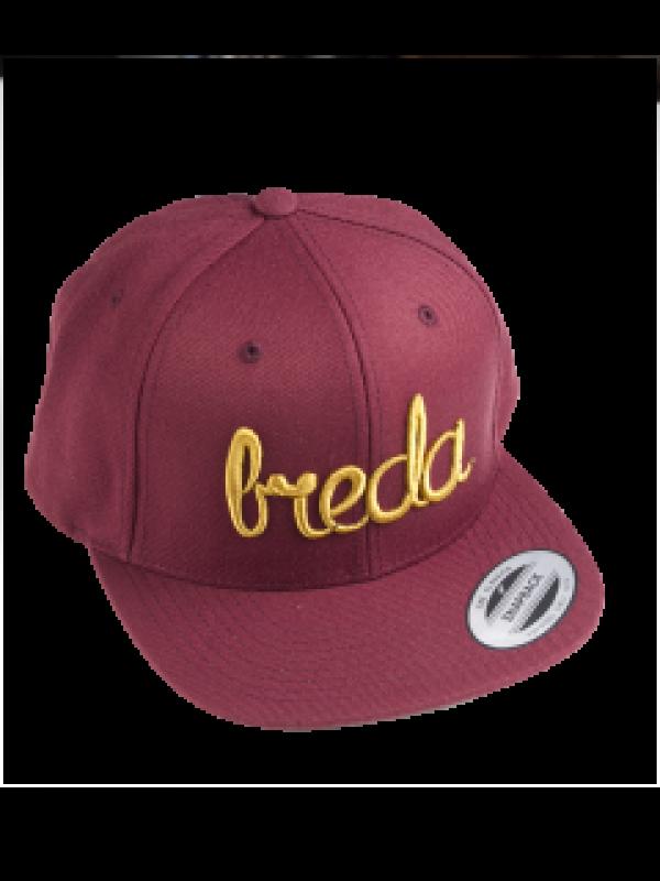 Cap Rood | Breda goud