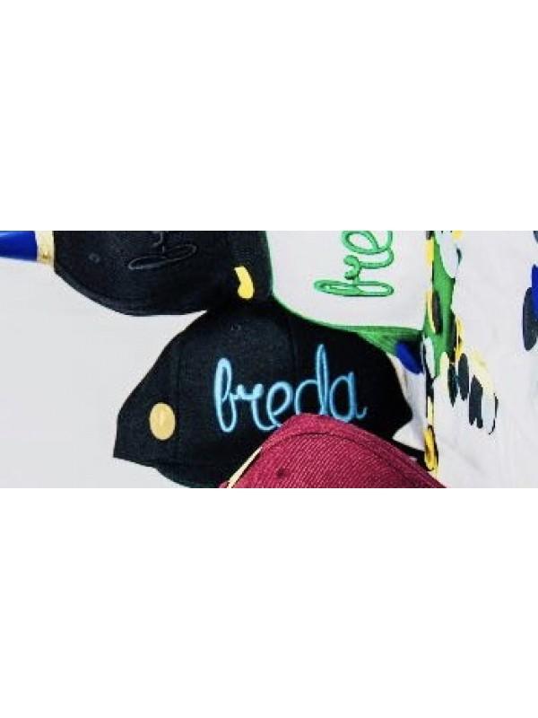 Cap Zwart | Breda Blauw